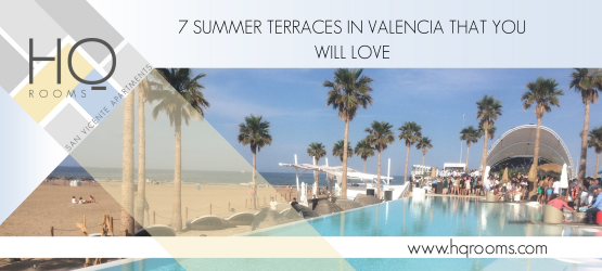 7 Summer Terraces in Valencia that you will love