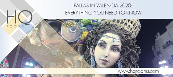 Fallas in Valencia 2020: Everything You Need to Know