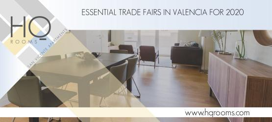 Essential Trade Fairs in Valencia for 2020