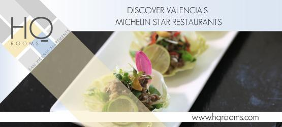 Discover Valencia's Michelin Star Restaurants